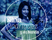 Flyer Design For Silvia Rodriguez Band