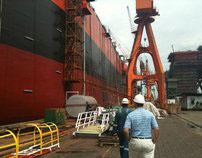 Jurong Shipyard, Singapore