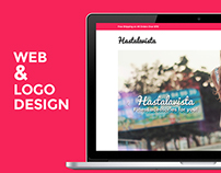 Hastalavista Website Design