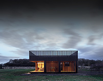 Oxfordshire House for Ecospace Studios