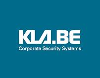kla_be // Branding // Logotype design + Brand Identity