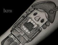 Tattoos by Brezinski 2015 part 1