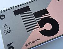 Arconvert Calendar 2015