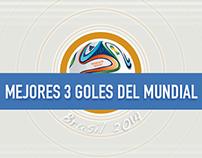World Cup Brasil 2014 - Infografías