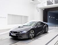 BMW Wind Tunnel