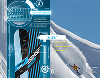 '14-15 Sims Snowboards Ad Campaign