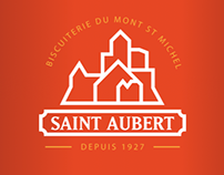 Saint Aubert - Rebranding proposition