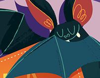 Halloween Mini-Illustrations