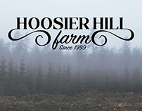 Hoosier Hill Farm Rebrand Process