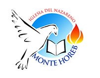 Logo Design For Monte Horeb Church