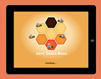 Live.Learn.Buzz. iPad App