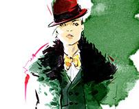 FW 13 illustrations