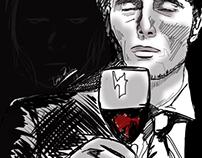 Hannibal TV Show Fan Art