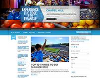 Chapel Hill Visitors Bureau