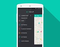 My Map app