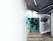 They.pl - creative agency interiors