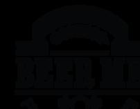 Pure Distilling and Beer Me branding