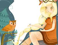 Text Book Illustrations - Edebé