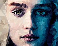 Low Poly Game of Thrones