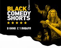 Black Comedy Shorts