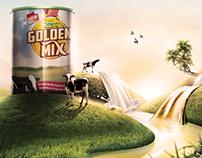 Golden Mix AD