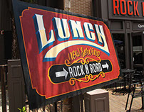 Lunch sign