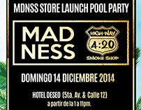 MADNESS STORE LAUNCH PARTY
