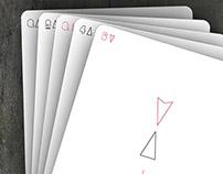 Minimalist Playing Cards