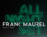 Frank Maurel All Night Set @ Pé n'Areia