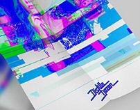 Distilla Dozer - 7EVEN / Logo & Album Cover