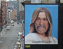 Snickers Hungerlapse Mural