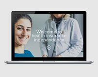 Website for Collective Health
