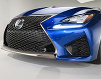 Lexus RC-F At SEMA