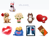 Gifts for VK.COM
