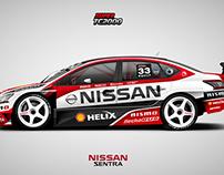 2015 Nissan Sentra Super TC2000