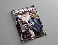 Rohan magazine – November 2014 issue