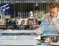 DVR UI / UX Design