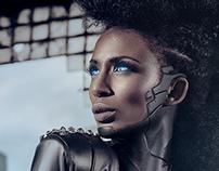 Cyberpunk 2014 - personal project
