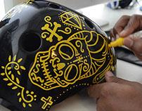 Mexican Helmet
