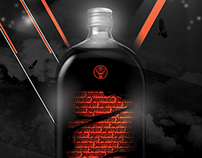 Jagermeister - Bottle Rebrand