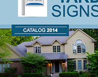 2014 VRC Yard Sign Catalog