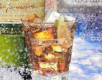 Jameson Christmas Marketing