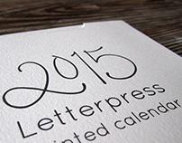 Calendar/Process brochure for Studio Ephemera