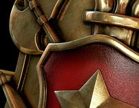 Firemen's Badge