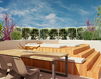 Terrazzo_Garden design