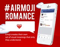 #Airmoji