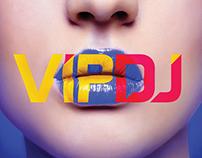 VIP DJ Full Album CD & Digital EP Design