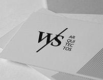 ws arquitectos brand identity