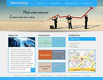 Uncharted Website