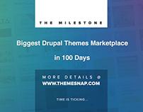 Biggest Drupal Themes Marketplace Milestone